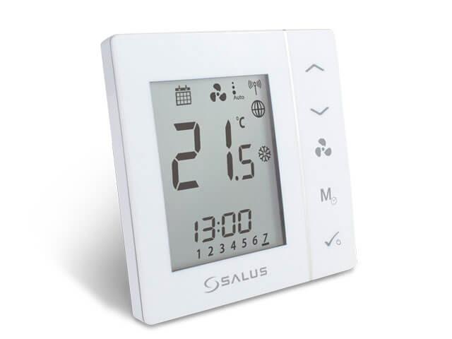 Bezdrátový termostat pro ovládání Fan Coilů