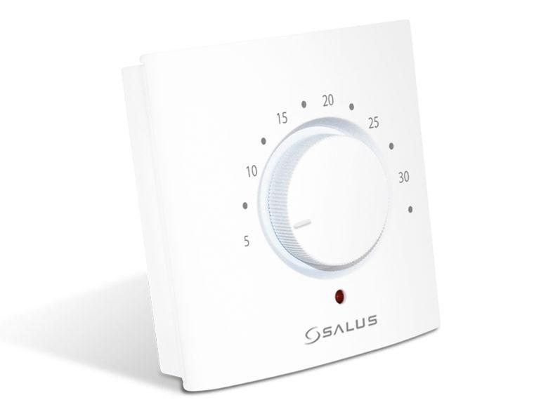 Bezdrátový manuální termostat