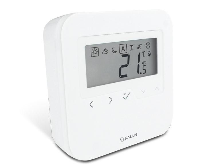 Bezdrátový digitální denní termostat