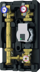 R586RY103 - kotlová sestava se směšováním, třícestný mix R297