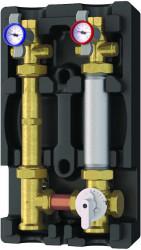 R586RY112 - kotlová sestava se směšováním, třícestný mix R296, bez čerpadla