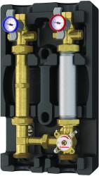 R586RY113 - kotlová sestava se směšováním, třícestný mix R297, bez čerpadla