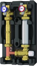 R586RY114 - kotlová sestava se směšováním na pevnou teplotu, bez čerpadla